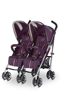 Cybex Gold 516204003 Twinyx, Zwillingsbuggy, princess pink -