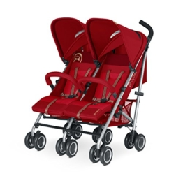 CYBEX GOLD Twinyx, Zwillingsbuggy, Kollektion 2015, Hot & Spicy -